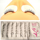 10-100 pairs Eyelash Lash Extension Salon Under Eye Gel Pads Lint Free Eye Patch