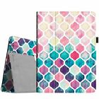 For Apple iPad 2 / 3 / 4th Generation Folio Case Stand Cover + Screen protector