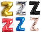 """16""""/30"""" Large Foil Letter Number Balloons Birthday Wedding Party + Free Balloons фото"""