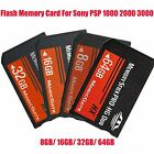 New Memory Stick MS Pro Duo Fast Flash Memory Card For Sony PSP 1000 2000 3000