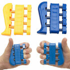Finger Gripper Strengthener Train Hand Exerciser Strength Wrist Fingers Fitness image