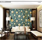 Modern Chinese Style Printed Environmental Non-woven  Living Room Wallpaper5.3㎡