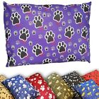 Large And Extra Large Dog Beds with Washable Zipped Mattress Cushion Pet Bed