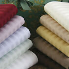 BED SHEET SET STRIPED ALL COLORS & SIZES 1000 TC EGYPTIAN COTTON  image