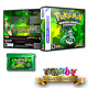 Moemon Emerald GBA Anime fan game lot Collector Edition Gameboy Advance pokemon