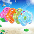 Newborn Infant Inflatable Swimming Neck Float Ring Baby Safety Aid Circle Toy US