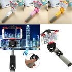 Extendable Monopod Wireless Selfie Stick Remote Shutter 360° Rotation For Phone