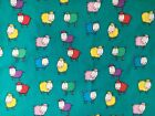 Sheep On Green 100% Cotton Fabric FQ/Yard Craft Patchwork Quilts *Upto 30% OFF*