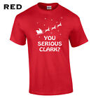 388 You Serious Clark Mens T-Shirt new party cool funny christmas gift vacation