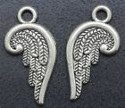 Wholesale a lot of Beautifully two-sided angel wings Lucky ornaments pendants