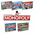 Monopoly Board Games - International Editions - Brand New!