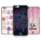 HEAD CASE DESIGNS HAND-DRAWN GARLANDS HARD BACK CASE FOR APPLE iPHONE PHONES