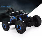 Hot RC Car 2.4G 4CH 4WD Rock Crawlers 4x4 Driving Car Double Motors Drive