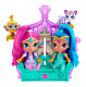 Fisher-Price Nickelodeon Shimmer & Shine, Float & Sing Palace Friends Playset