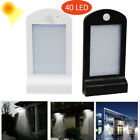 3in1 Solar Power 40LED Motion Sensor Waterproof Garden Security Lamp Yard Light