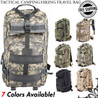 30L Tactical Camping Hiking Travel Bag Outdoor Military Molle Camping Backpack