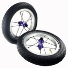 "NEW DATI AlloyPush Kids Balance Bike Bicycle Super light wheels 12"" set"
