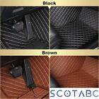 Scotabc All Weather Car Floor lMats for Jaguar, Floor Liners ,Heavy Duty Carpets