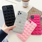 For iPhone X 8 8 Plus 7 Cute Love Heart Silicone Soft Rubber