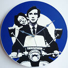 "Jimmy - Quadrophenia 12"" LP Vinyl Record Clock, Pop Art, Canvas, 60s mod the who"