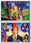Willy Wonka and the Chocolate Factory Fridge Magnet 50mm x 35mm