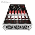 Open Air Mining Miner Frame Rig Case For 8 GPU Crypto Coin ETH/ETC/Bitcoin Lot Z