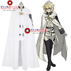New Seraph of the End Owari no Seraph Mikaela Hyakuya Vampires cosplay costume
