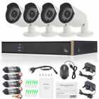 New 5IN1 4CH 1080N DVR 720P HD TVI AHD Outdoor IR Home Security Camera System CN