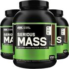 Optimum Nutrition Serious Mass Weight Gainer Muscle Mass Protein Powder 2.7kg
