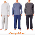 Tommy Bahama Men's Pajama Crew Neck Top and Drawstring Pant Sets, Tops & Bottoms