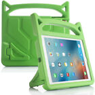 For iPad 9.7 2017 5th Gen Kids Shockproof Drop Proof EVA Case With Handle Stand