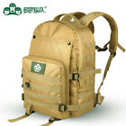 """TONPAR 45L WaterResistant Oxford Travel Hiking Riding Backpack 15"""" Laptop Sleeve"""