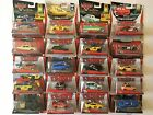 Disney Pixar Die Cast Cars - Mattel - Flo, Doc Hudson & More. Scale 1:55 - BNIB