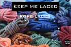 """PREMIUM Two Tone Multicolor Rope 51"""" Colorful SHOELACES + Free Fast Shipping"""