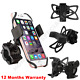 Watchers: 753 Universal Bicycle Motorcycle Bike Handlebar Mount Holder For Cell Phone