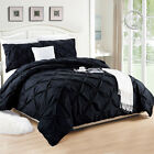 Luxury Duvet Cover Quilted Bedding Set With Two Pillow Shames Handmade All Size