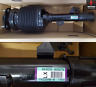 NEW GENUINE LEXUS RX270 RX350 RX450H LEFT FRONT SHOCK ABSORBER 48020-48075