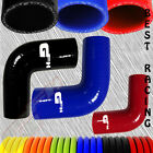 Silicone Rubber Coolant Rad Pipe 90 Degree Silicone Elbow Bend Hose