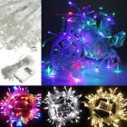 10M 80 LED Battery Powered String Fairy Lights for Christmas Xmas Wedding Party