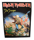 Iron Maiden Back Patch Trooper Live Afte...