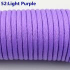 25 50 100FT 7 Strand Core Cord 550 Paracord Parachute Rope Lanyard Spec Type III