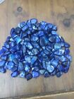 POLISHED NATURAL BLUE SODALITE TUMBLESTONES - Gemstones/Crystal/Logic/Peace