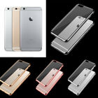 US 4 Color Slim Thin Soft TPU Transparent Case Cover Skin for iPhone 6 6S 7 Plus