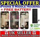 iPhone 5 Back Door Chasis Housing Replacement Frame Full Assembly Parts +Battery