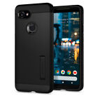Spigen®Google Pixel 2 XL [Tough Armor] Kickstand Heavy Duty Protection Case