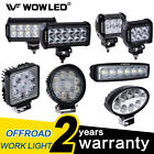 WOW - LED Work Light Bar 12V 24V Flood Spot Lamp Offroad Truck SUV 18W 27W 36W