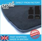 Car Mats Stralis Auto 2014 On Mat Black Fully Tailored  Rubber Carpet Colours