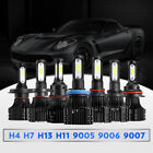 H4 H7 H11 H13 9005 9006 9007 LED headlight kit fog light 940W 141000LM Hi/lo $32.99 USD