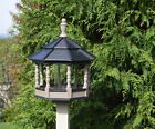 Large Gazebo Bird Feeder Poly Amish Homemade Handcrafted Spindle type