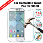 Magnetic Flip Stand Cover Wallet Leather Case For Alcatel One Touch Pop C5 5036